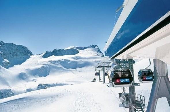 Изображение 3. Soelden. Альпийская Ибица.. Изображение № 11.