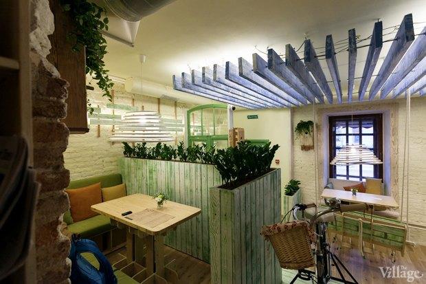 Новое место: Кафе «Укроп» на Малой Конюшенной . Изображение № 4.