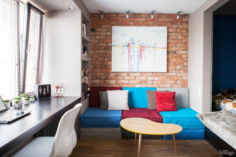 Избранное: 9 дизайнерских квартир . Изображение № 5.