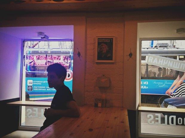 На Покровке открылось небольшое паназиатское кафе Doodles. Изображение № 5.