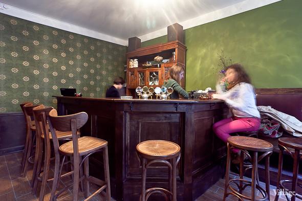 Новое место (Петербург): Бар-кафетерий Warszawa. Изображение № 4.