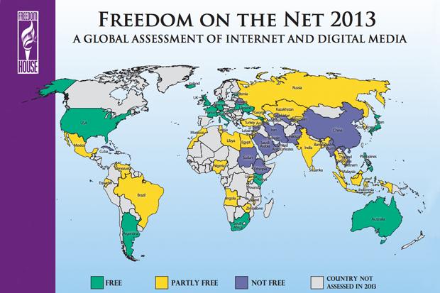 Правозащитник Данило Бакович (Freedom House)— отяге властей кзапретам и закрытом интернете. Изображение № 2.
