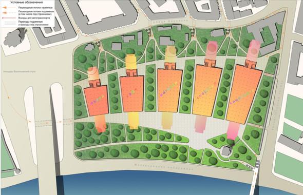 Москомархитектура выбрала 118 проектов парка в Зарядье. Изображение № 11.
