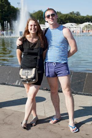 Люди в городе: Как отмечали День ВДВ в парке Горького. Изображение № 30.