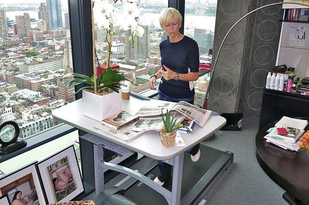 Работа над собой: Александра Шевелева о гибриде рабочего стола и беговой дорожки. Изображение № 6.