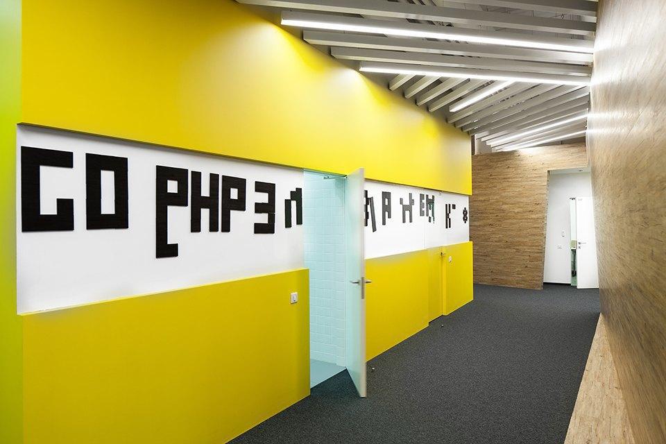 Новый этаж штаб-квартиры «Яндекса». Изображение № 13.