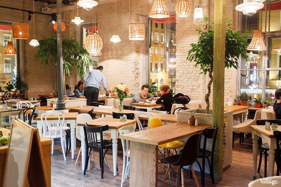 От заката до рассвета: 24 места, где можно поесть ночью в Петербурге. Изображение № 56.