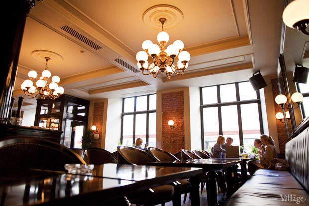 Новое место: Кафе и бар «Молоко». Изображение № 4.