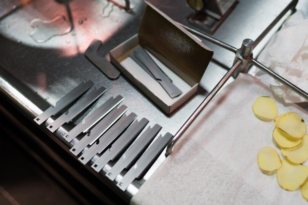 Как делают чипсы. Изображение № 8.
