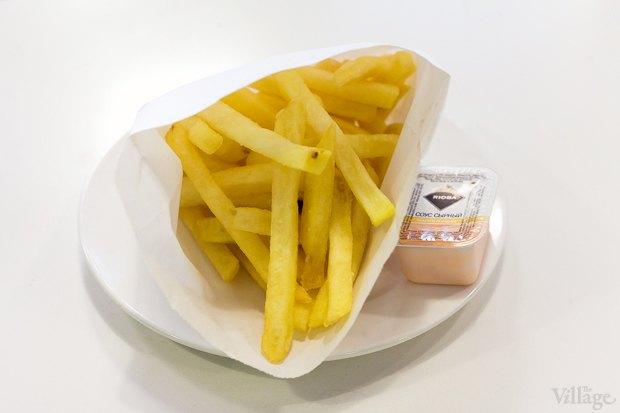 Картофель фри — 55 рублей. Изображение № 10.