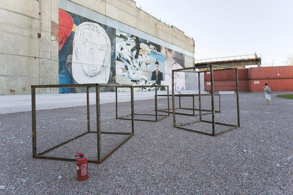 В Петербурге открылся Музей стрит-арта. Изображение № 8.