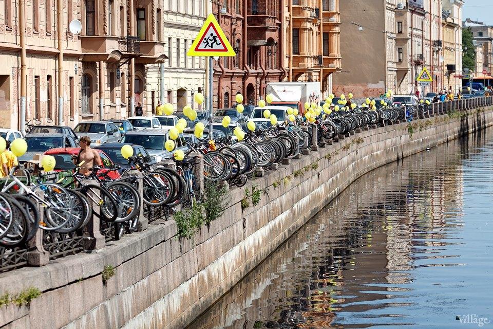 Люди в городе: Участники фестиваля «За велогород». Изображение № 17.