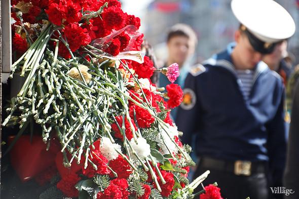 День Победы в Москве и Петербурге: Как гуляют и о чём вспоминают ветераны 9 Мая. Изображение № 67.