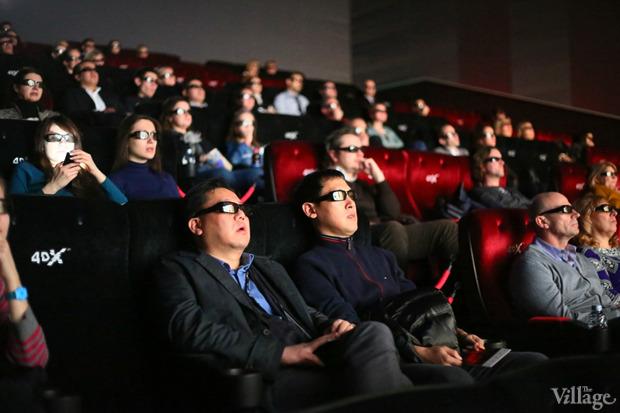 Люди в городе: Первые зрители о 4DX-кинозале. Изображение № 8.