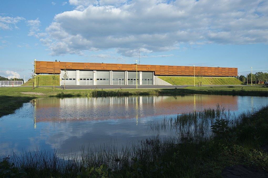 Заводы стоят: 12суперсовременных промышленных зданий. Изображение № 12.