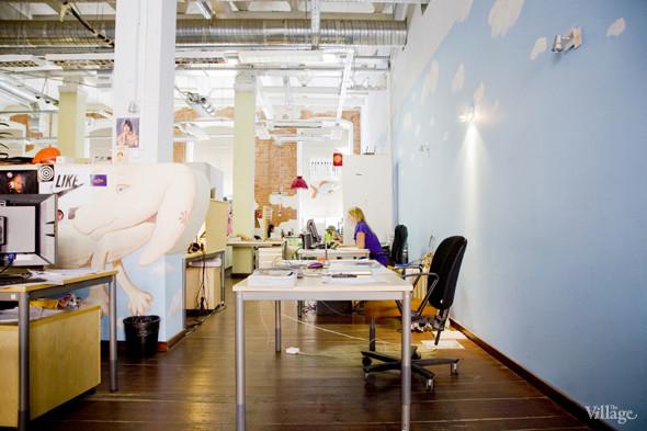 Офис недели: Instinct. Изображение № 16.