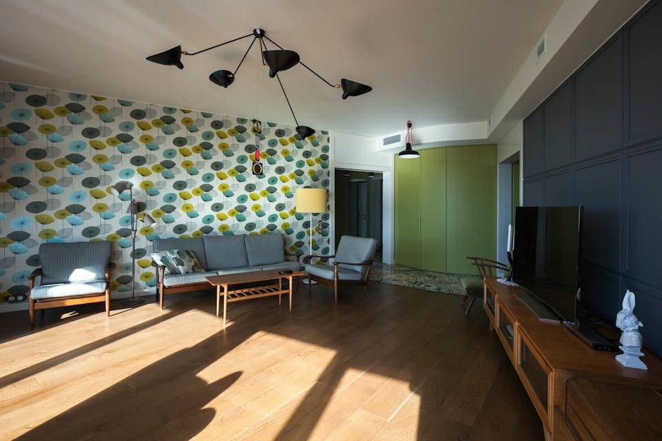 Просторная квартира для семьи. Изображение № 14.