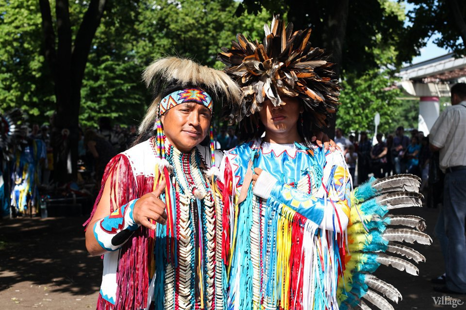 Гости столицы: Как вМоскве оказались индейские музыканты. Изображение № 14.