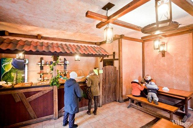 Все свои: Кафе-пекарня «Арго» на Ваське. Изображение № 8.