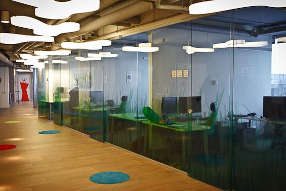Офис недели: Google (Петербург). Изображение № 9.