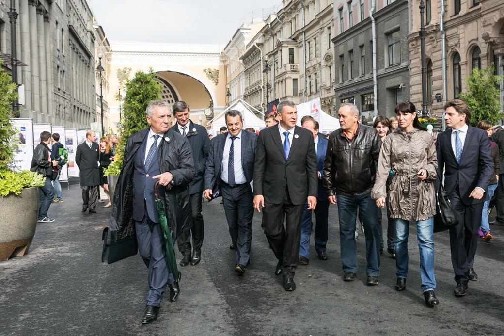 Как Петербург хотел присоединиться ко«Дню без автомобиля» инесмог . Изображение № 12.