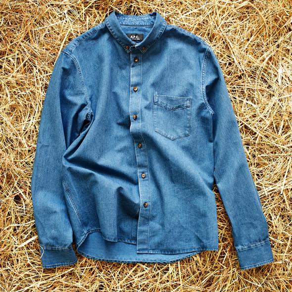 Вещи недели: 15 джинсовых рубашек. Изображение № 5.