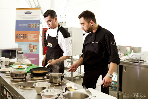 Omnivore Food Festival: Андрей Рывкин готовит карри из петуха на монастырском квасе. Изображение № 14.