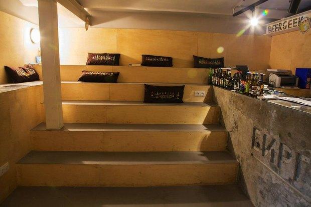 На Рубинштейна открылся магазин крафтового пива. Изображение № 1.