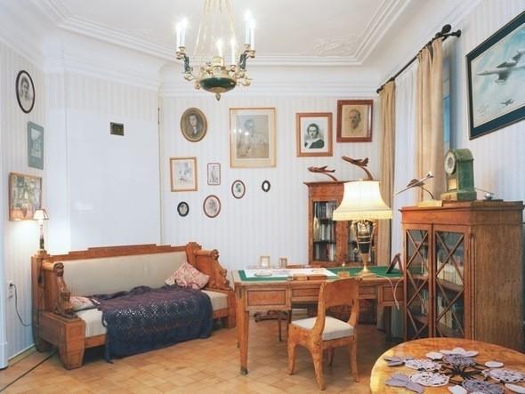 Изображение 5. В магазине Mood Swings появились обои с изображением московских квартир.. Изображение № 5.