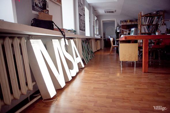 Офис недели (Петербург): Архитектурная студия MS-A. Изображение № 17.
