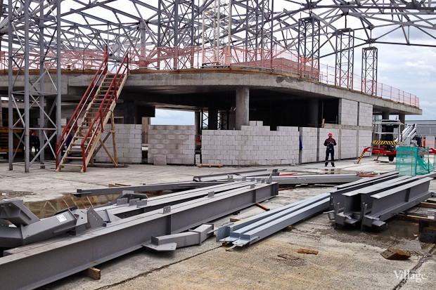 Фоторепортаж: Каким будет новый терминал Пулкова. Изображение № 25.