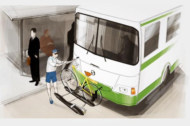 Власти рассказали оперспективах велодвижения вМоскве. Изображение № 11.