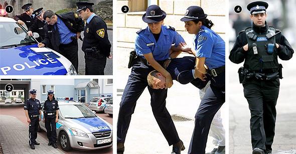 Изображение 12. Модный приговор: российские дизайнеры о новой форме полиции.. Изображение № 9.
