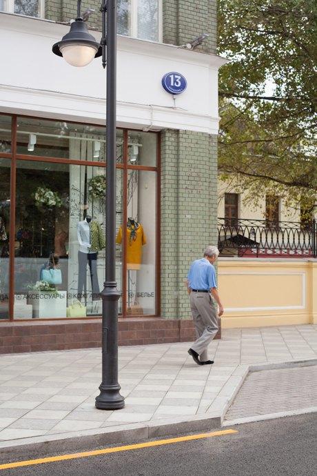 Обновлённая Пятницкая улица. Изображение № 16.