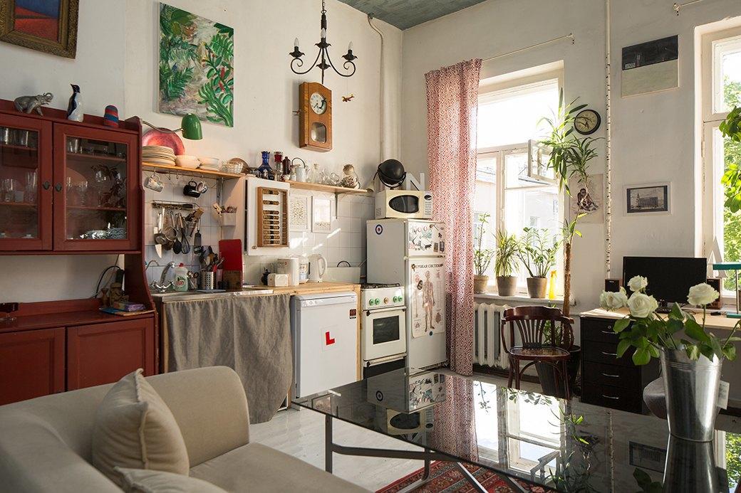 Квартира на пересечении Мойки иГороховой без кухни. Изображение № 14.