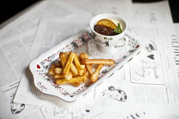 Новости ресторанов: Oldich, Strelka Bar, «Хлеб насущный», The Pink Cadillac, Twenty-Two. Изображение № 5.