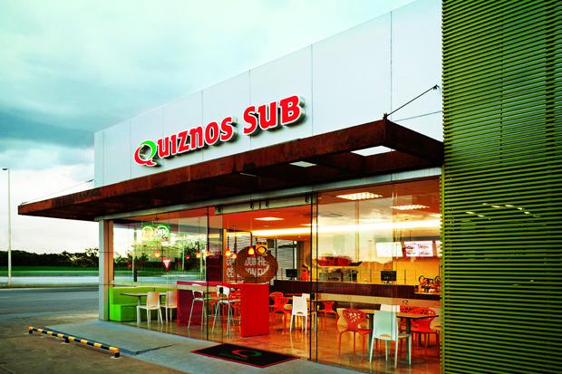 В городе появится американский фастфуд с сэндвичами Quiznos Sub. Изображение № 1.