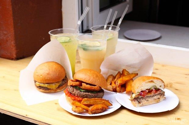 Новое место: The Burger Brothers. Изображение № 9.