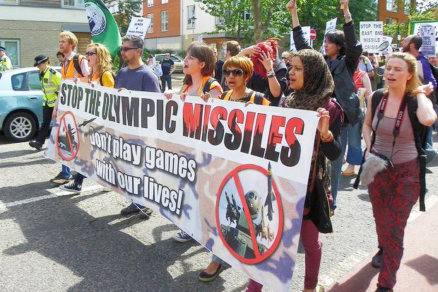 Дневник города:Олимпиада в Лондоне. Изображение № 2.