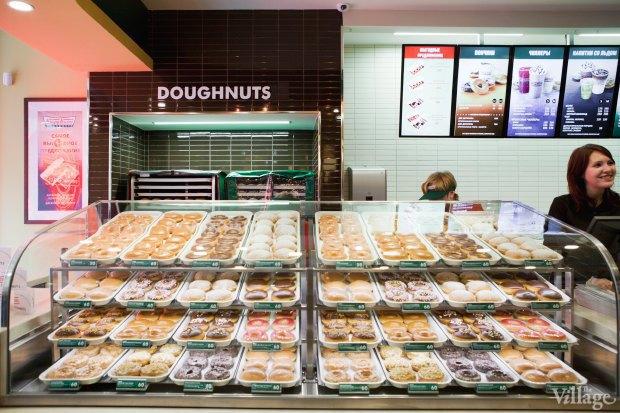 Открытия недели: Пончики Krispy Kreme, третье «Марукамэ», круглосуточный «Волконский». Изображение № 2.