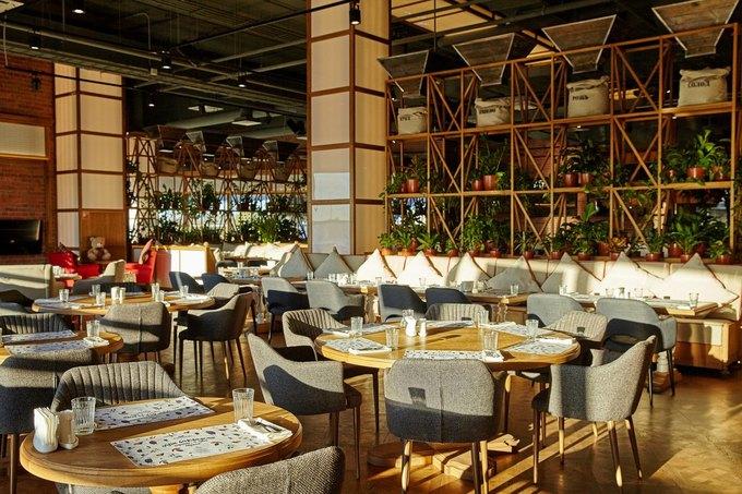 Ginza Project открыла ресторан «Баклажан» в«Европолисе» . Изображение № 1.