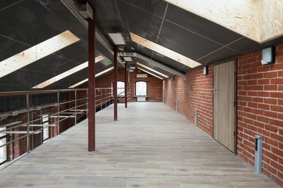 Как заброшенную молочную ферму вПетербурге превращают вобщественный центр . Изображение № 4.
