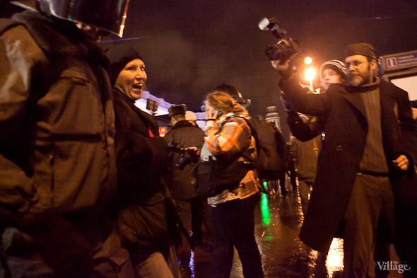 Хроника выборов: Нарушения, цифры и два стихийных митинга в Петербурге. Изображение № 25.