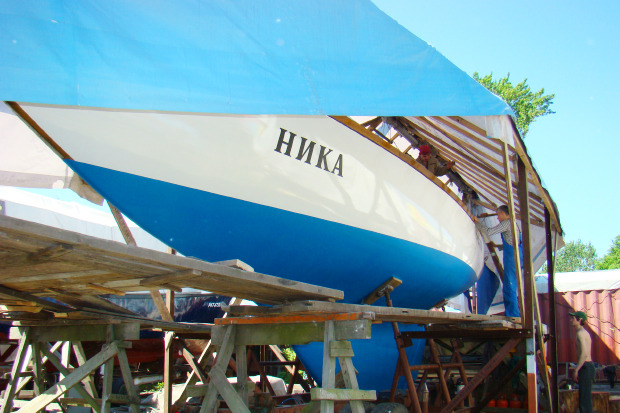 Капитан, улыбнитесь: Владельцы яхт в Петербурге. Изображение № 8.