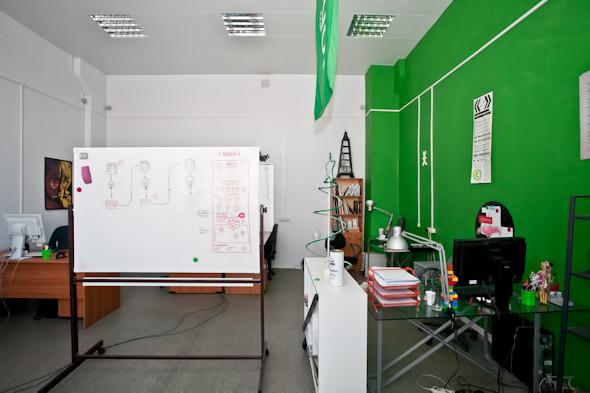 Офис недели: дизайн–студия Nimax (Петербург). Изображение № 25.