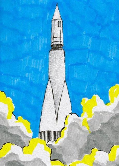 День космонавтики. Изображение № 2.