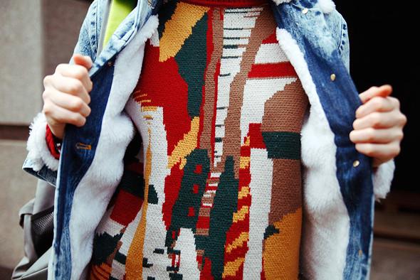Внешний вид: Анастасия Москвичева, бренд-менеджер магазинов «Республика». Изображение № 4.