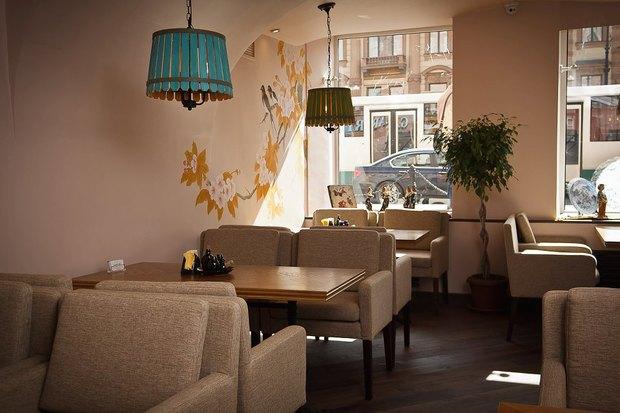 Запустилась новая сеть китайских ресторанов «Нихао». Изображение № 1.