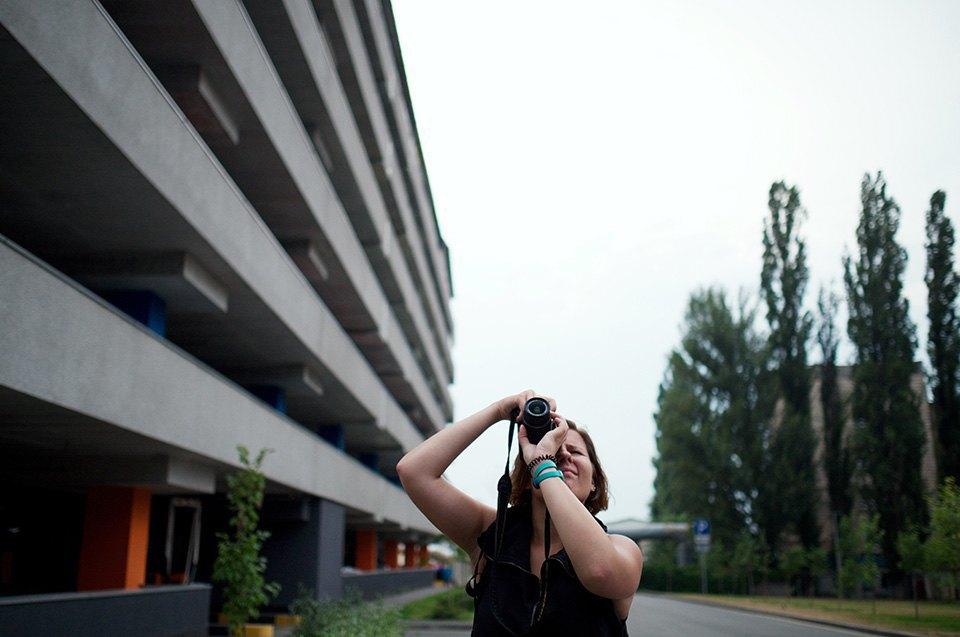 Фотопрогулка по улице Антоновича с Сашей Лебедевой . Изображение № 7.