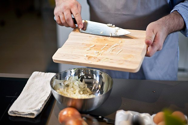 Шеф дома: Грузин и итальянец готовят по рецептам бабушек. Изображение № 18.